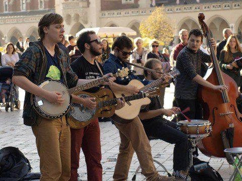 krakow-street-band