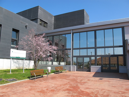 centro integrado de formación profesional Zornotza