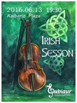 iRISH sESSION