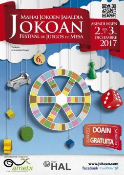 Poster JOKOAN 2017